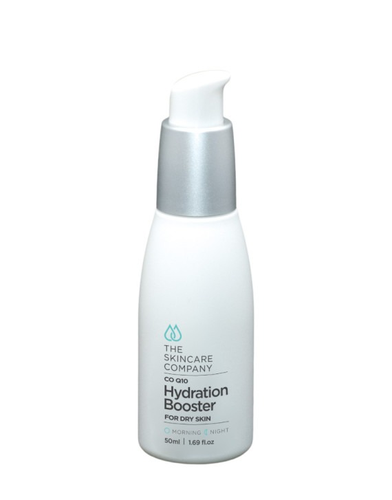 hydration booster serum with coenzyme q10 by the skincare company