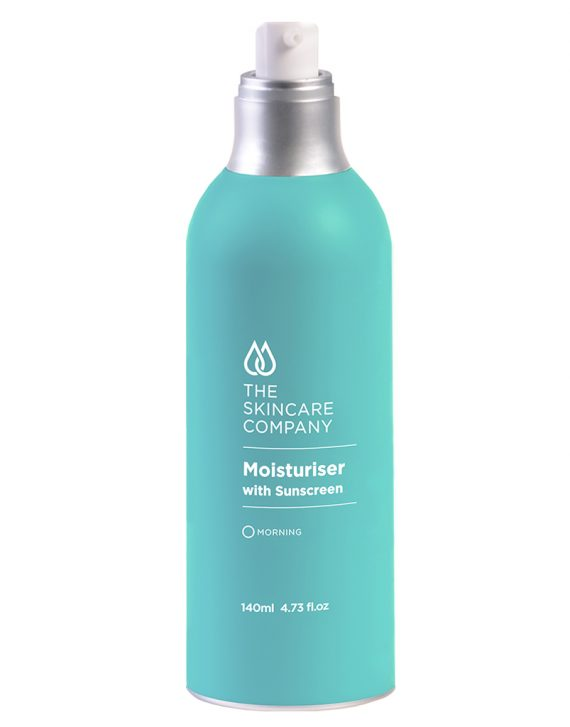 skincare company moisturiser with sunscreen
