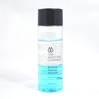 A product image of the Bi-Phase Makeup Remover