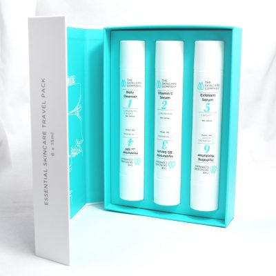 Product image of the Skincare Company Travel Pack